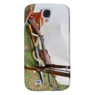 Antique Firearms Galaxy S4 Covers