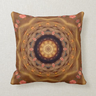 Antique Florist. Throw Pillow
