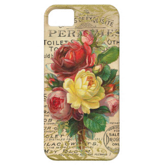Antique French Roses iPhone 5 Cover