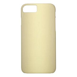 Antique Gold iPhone 8/7 Case