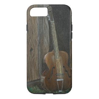 Antique Guitar iPhone 7 Case
