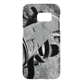 Antique Gun cell phone case