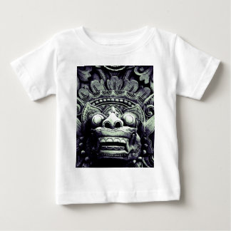 Antique Junk Style Fashion Art Solid Shiny Royal R Baby T-Shirt