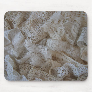 Antique Lace Mouse Pad