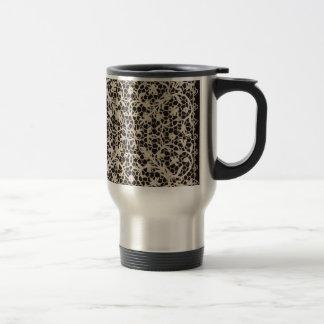 Antique Lace Travel Mug