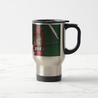 Antique Lantern Travel Mug