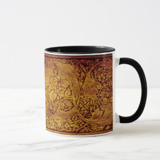 Antique Leaves Mug