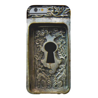 antique lock iphone barely there iPhone 6 case