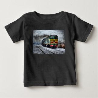 Antique Locomotive Steam Engine Train Shirt