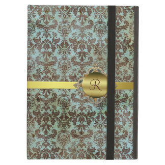 Antique Look Damask iPad Air Case With Stand