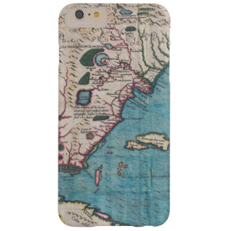 Antique Map of Florida and Cuba Barely There iPhone 6 Plus Case
