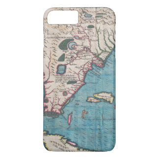 Antique Map of Florida and Cuba Case-Mate iPhone Case