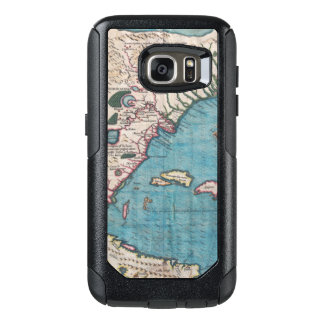 Antique Map of Florida and Cuba OtterBox Samsung Galaxy S7 Case