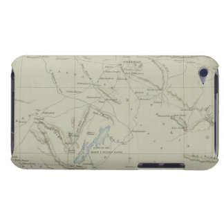 Antique Map of Iran iPod Touch Cover