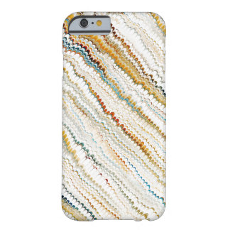 Antique Marbled Paper--Elegant Vintage Design Barely There iPhone 6 Case