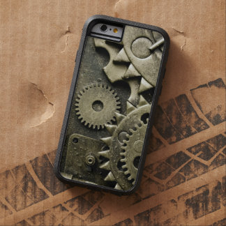 Antique Mechanical Gears Manly Tough Xtreme iPhone 6 Case