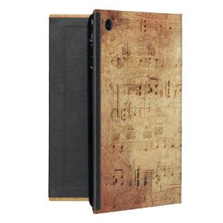 Antique Music Cases For iPad Mini