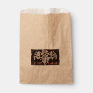 Antique Night Creature Samhain Favour Bag