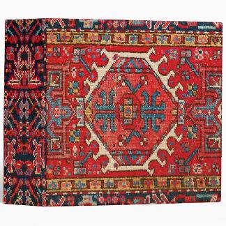 Antique Oriental Turkish/Persian Rug Photo Print Vinyl Binders