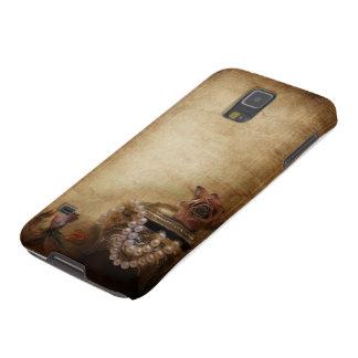 Antique Pearls Samsung Galaxy S5 Case