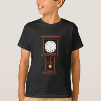Antique Pendulum Clock T-Shirt