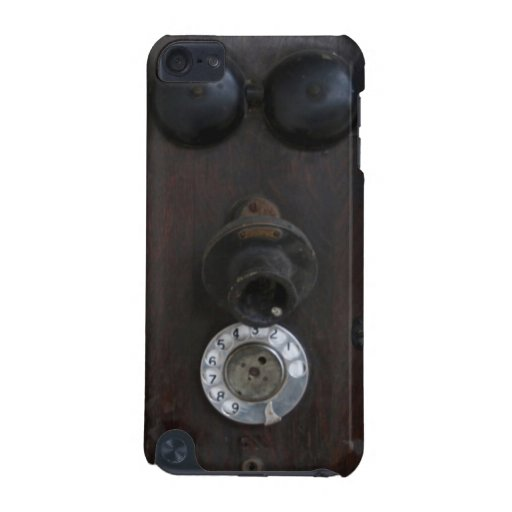 Antique Phone iPod Touch (5th Generation) Covers