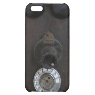 Antique Phone iPhone 5C Case