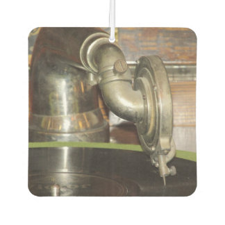 Antique Phonograph Air Freshener
