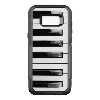 Antique Piano Keys OtterBox Commuter Samsung Galaxy S8+ Case