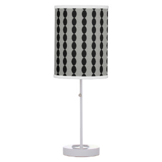 Antique-Pillars-Silver-Black-White-Multi-Styles Desk Lamps