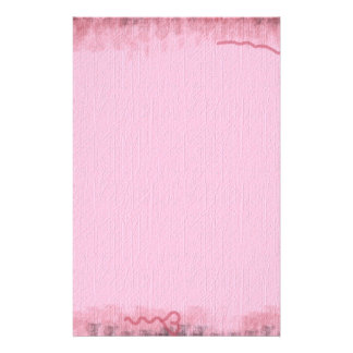 Antique Pink Stationary Stationery