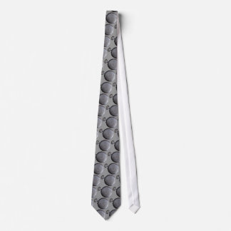 Antique Pocket Watch/Gray Tie