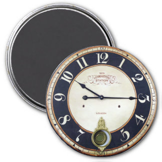Antique Pocket Watch Magnet