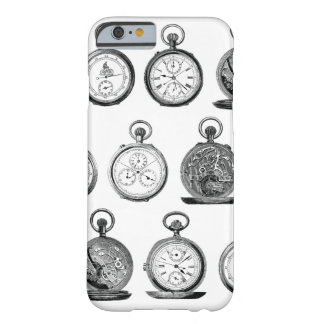 Antique Pocket Watches Stop Watch Barely There iPhone 6 Case