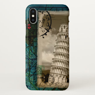 Antique Postcard Travel Phone Case