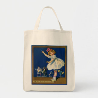 Antique poster 0102 tote bag