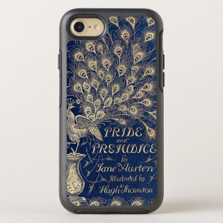 Antique Pride And Prejudice Peacock Edition OtterBox Symmetry iPhone 7 Case