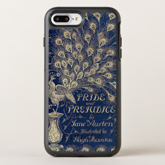 Antique Pride And Prejudice Peacock Edition OtterBox Symmetry iPhone 8 Plus/7 Plus Case