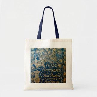 Antique Pride & Prejudice Tote Bag