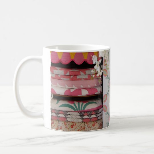Antique Quilt Mug - Quilt Junkie