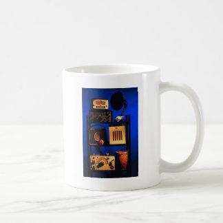 Antique Radio Coffee Mugs