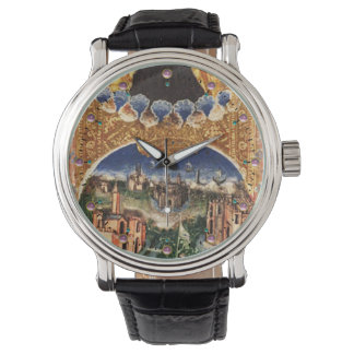 ANTIQUE RENAISSANCE TAROTS 21 / THE WORLD WATCH