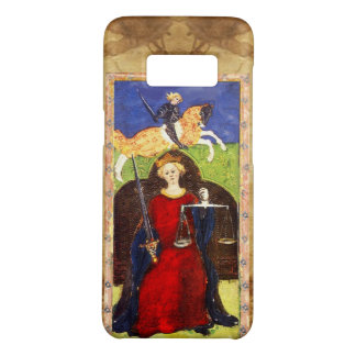 ANTIQUE RENAISSANCE TAROTS 8 / JUSTICE Case-Mate SAMSUNG GALAXY S8 CASE