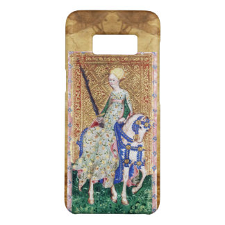 ANTIQUE RENAISSANCE TAROTS  / LADY OF SWORDS Case-Mate SAMSUNG GALAXY S8 CASE