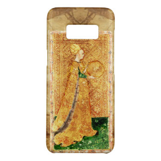 ANTIQUE RENAISSANCE TAROTS  / MAID OF COINS Case-Mate SAMSUNG GALAXY S8 CASE