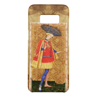 ANTIQUE RENAISSANCE TAROTS  / PAGE OF CUPS Case-Mate SAMSUNG GALAXY S8 CASE