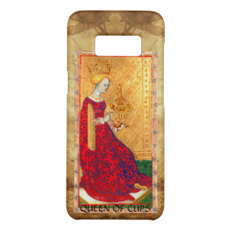 ANTIQUE RENAISSANCE TAROTS  / QUEEN OF CUPS Case-Mate SAMSUNG GALAXY S8 CASE