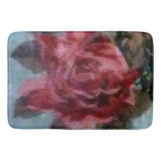 Antique Rose Bath Mat