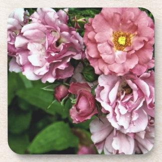 Antique Rose Coaster