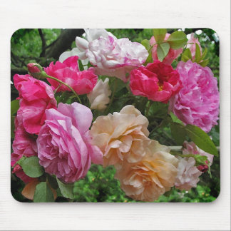 Antique Roses Mousepad